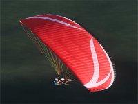 Cargo paragliding