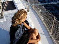 Sailboat with Giromar