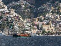 Around the Amalfi coast