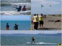 kite surf school Romakiteacademy