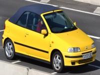 Noleggio auto Fiat Punto Cabrio