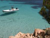 Coast of Sardinia