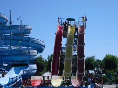 Ingresso intero Parco acquatico fino al 3 agosto