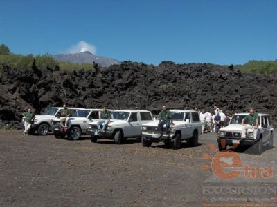 Etna Excursion 4x4 Fuoristrada
