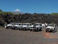 Escursioni sulla lava