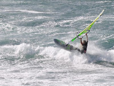 Radikal board shop and school Windsurf