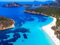 Wonderful Sardinian sea