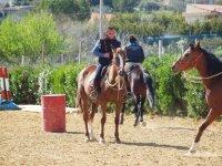 Equitazione con esperti
