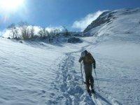 Scialpinismo con guide alpine