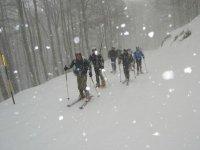 Sci alpinismo in Abruzzo
