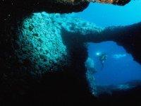 Diving at Otranto