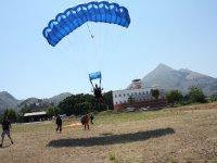 Landing - atterraggio soffice