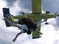 50 secondi di caduta libera