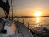 Vela sul lago di Garda