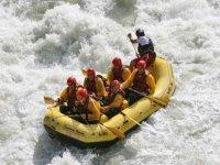 corsi guida rafting
