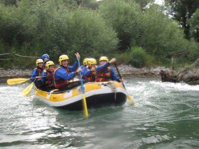 Classic Rafting (3h), River Sele / Tanagro / Calore