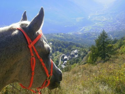 Cavallo e Natura a Saint Vincent