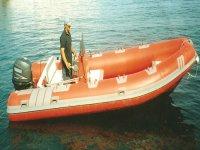 Rubber boat rental