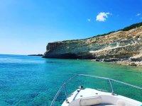 In barca sicilia