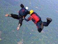 Corso di paracadutismo