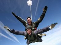 Momento di aprire il paracadute