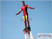 Flyboard da supereroi
