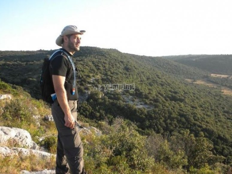 Trekking a San Biagio