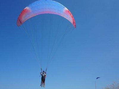 Sicily Paragliding Messina