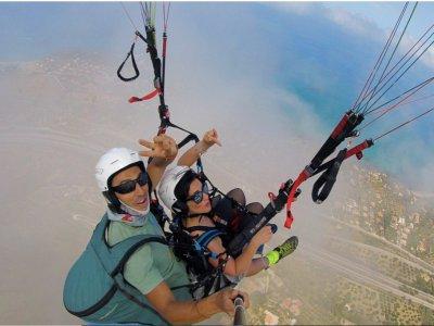 Sicily Paragliding Palermo