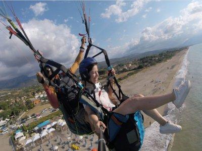 Sicily Paragliding Trapani