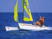 Catamaran course