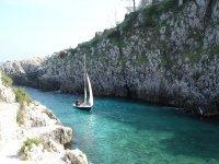Sailing boat lessons