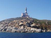 Lighthouse of Isola dei Cavoli