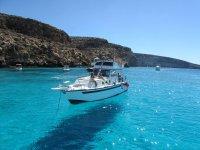 Gita in barca