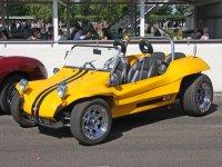 Buggy giallo