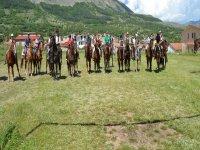 I cavalieri della Val Ceraso