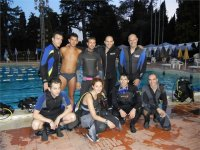 Diving Courses Rome