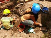 laboratorio di archeologia per bambini