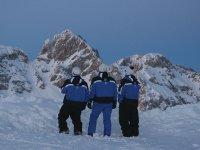 Visitando le Dolomiti
