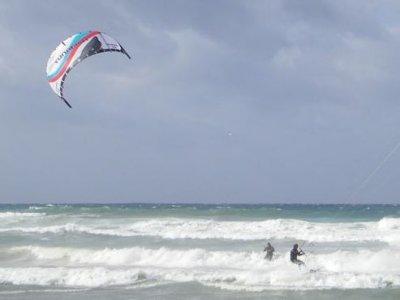 Kitesurf Palermo Tuna Fish Kitesurf