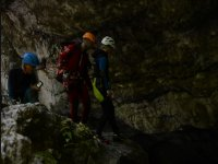 Canyoning in gruppo