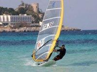 Windsurf a Mondello
