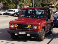 4x4 rosso
