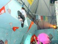 Corsi di arrampicata indoor