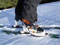 Sci da scialpinismo