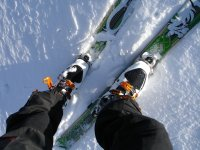 Gli sci