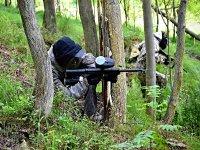 Agguato nei boschi