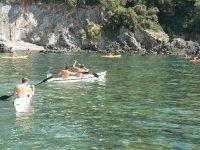 Escursioni in canoa a Maratea