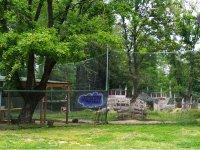 Campo con ostacoli di Painball Parma