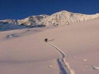 Skiing excursion